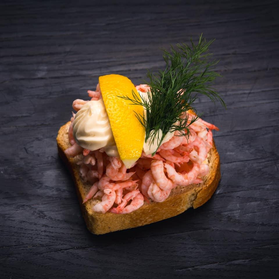 Rejemad fra HYGGE - Taste of Denmark  i Boltens Food Court